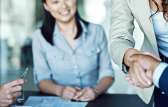 Enhancing the employee on-boarding experience at a 'big four' bank