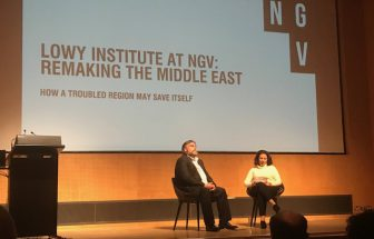 Nous' Anthony Bubalo publishes book on remaking the Middle East