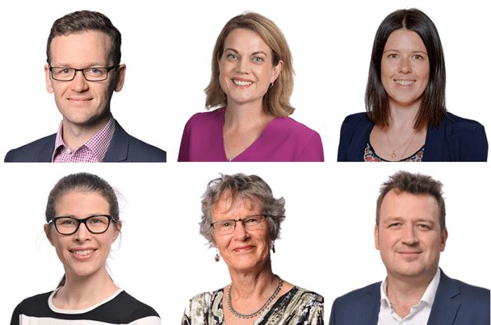 New Principals - July 2019